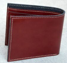 Genuine Leather Mens/Gents Wallet Luxury Soft Leather Card Holder Wallet-44