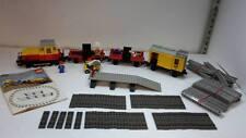 LEGO® 7735 12v Eisenbahn Güterzug Diesel Freight Train Set mit OBA 7865 Motor