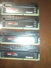 Kingston DESCRIPTION HyperX KHX24C11T3K4 DDR3-2400 CL11 240-Pin DIMM Ki