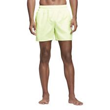 Adidas Hombre Básico Solid Pantalones Cortos Sh Sl, Swim /Bañador /DQ3025 /K3