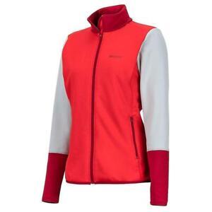 Marmot Thirona Jacket Ladies - Red - Size L (14) - BNWT - RRP £80