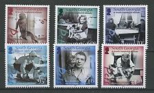 (W0494) SOUTH GEORGIA, PETS & EXPLORERS 2011, SET, UM/MNH, CAT. HIGH, SEE SCAN