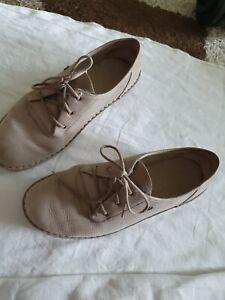 Finn Comfort Schuhe * Damen * Gr. 6  * 40  beige