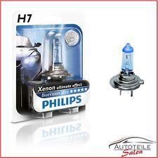 Philips BlueVision ultra 1x H7 4000k Xenon Effekt 12972BVUB1 PX26d 12V/55W