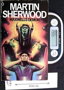Maxwell's Demon - PB 1st Ed by Martin Sherwood