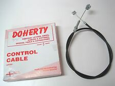 """Front Brake Cable Doherty 37"""" Norton Commando Roadster S 71-UP 06-2491 no switch"""