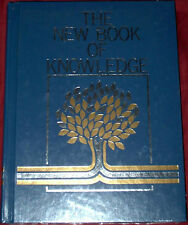 The New Book of Knowledge A1 Encyclopedia Edition New!
