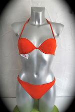 swimsuit string tangerine ERES lesley/claudi T 40 NEW LABEL Val