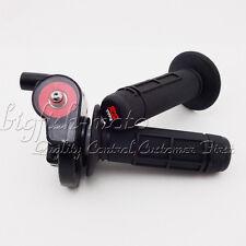 Pit Bike Twist Throttle Grips Fit Pitster Pro SSR Thumpstar XR CRF 50 TTR Dirt