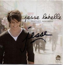 JESSE LABELLE - PERFECT ACCIDENT - Signed / Autographed CD