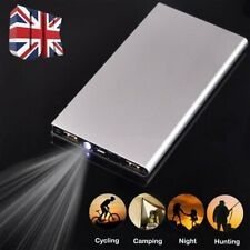 Super Fast 100000mah Portable Battery Charger Power Bank for iPhone X Samsung S9