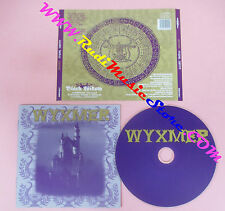 CD WYXMER Feudal Throne 2005 Italy BLACK WIDOW BWR 086-2 no lp mc dvd (CS63)