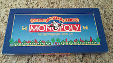 Monopoly Deluxe Anniversary Edition #01 - 1985 Parker Brothers - Collector!