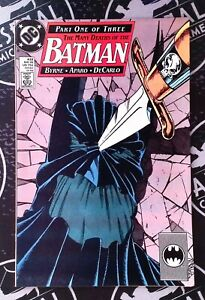 Batman #431, 432, 433 1989 DC Comics NM 9.4 John Byrne Dark Knight JLA
