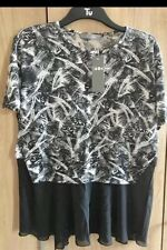 Coin 1804 2 In 1 Mock Top Size S Size 14