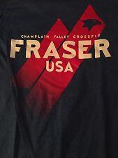 MAT FRASER 2016 Reebok Crossfit Invitational USA Jersey Shirt Men's MEDIUM NEW
