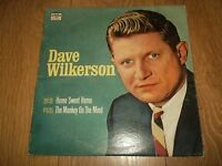"DAVE WILKERSON "" TWO SERMONS "" VINYL LP VG+/VG W-6125-LP WORD"