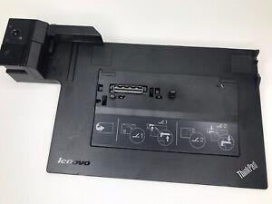 Lenovo ThinkPad Mini Dock Plus Series 3 With USB3.0 Laptop Docking With Key Used