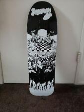 Creature Al Partanen Chess Skateboard Deck (no shrink wrap)