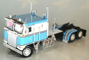 "DCP BLUE KENWORTH K-100 110"" CAB 1/64 60-0901 C"
