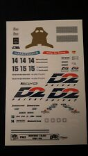Decal BBR 1/43 Mercedes C Klass Dtm 1995