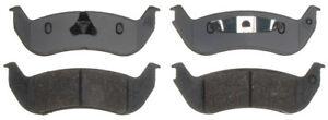 CarQuest BCD1040A Ceramic Brake Pads, Rear
