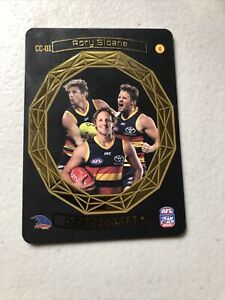 Rory Sloane Gold Collage Card Craft