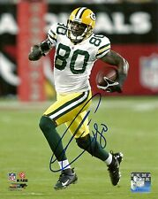 Packers DONALD DRIVER Signed 16x20 Photo #4 AUTO - SB XLV Champ - Career Leader