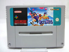 Nintendo SNES Spiel - Super Pang (Modul)(PAL) Super Nintendo