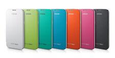 Samsung Custodia Cover Flip per Galaxy Note2 Col. Grigio Efc1j9fseg