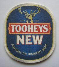 Tooheys New Australian Draught Beer Coaster (B302)