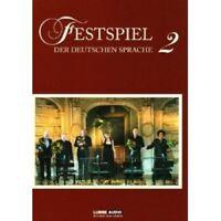 FESTSPIEL DER DEUTSCHEN SPRACHE (2) CD NEU