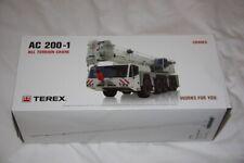 Terex AC 200-1 All Terrain Crane, NZG, !:50 scale. No company logos.