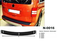 Schutz Abdeckung Stoßstange Ladekante für VW Caddy 2K 2003-2015