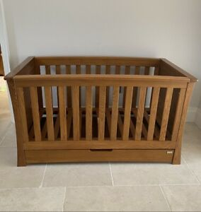 Mamas and Papas 3 piece Ocean Nursery Furniture. Cot Bed, Chest Of Draws, Trunk