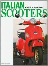 Italian Scooters Motorcycle fan book