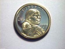 1 dollar Sacagawea 2000 S