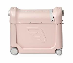 JetKids BedBox Ride-On Plane Luggage Rolling Kid Bed Mattress Child Suitcase Bag