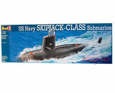 Revell US Navy Skipjack Class Submarine U-Boot Modell Bausatz 05119 106,7 cm