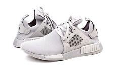 Adidas Originals NMD XR1 Shoes Grey / Silver Metallic Mens Size 9 US NIB