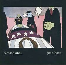 """12"""" DLP Joan Baez Blessed Are... (The Night They Dove Old Dixie Down) 70`s"""