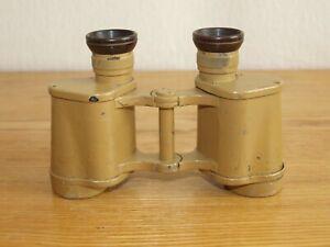 GERMAN WW2 DIENSTGLAS 6X30 BINOCULARS CAG