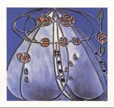 Charles Rennie Mackintosh ~ El De Mayo Doble Tarjeta En Blanco