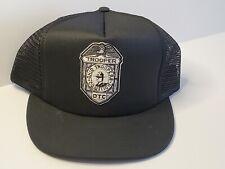 VTG 80s - OTC OHIO TROOPERS COALITION Snapback Trucker Hat Cap Mesh Patch USA