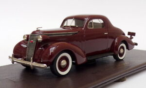 Brooklin Models 1/43 Scale BML06 - 1937 Studebaker Dictator Coupe