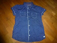 CHEMISE MANCHE COURTE TEDDY SMITH / MARESE, TAILLE 14 ANS