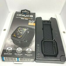 Catalyst - Impact Protection Case for Apple Watch® 44mm - Stealth Black