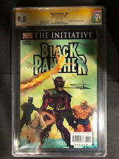 Black Panther #30 CGC SS 9.8 Signed by Arthur Suydam