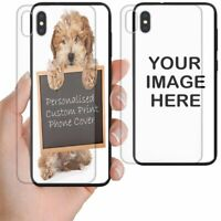 For OPPO Series Tempered Glass Mobile Phone Case - Custom Personalised Print