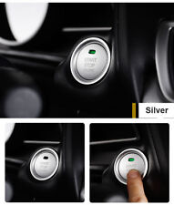 Ignition Engine Start Push Button Cover Sticker Trim For Mazda 3 Axela CX-5